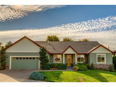 McMinnville Single Family Home For Sale: 439 NW Hillcrest Loop