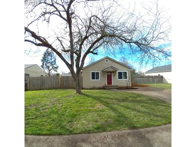 Springfield Single Family Home For Sale: 440 23rd St