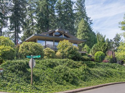 Eugene Single Family Home For Sale: 2515 Terrace View Dr