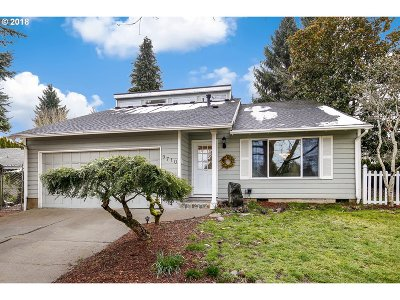 Tualatin Single Family Home For Sale: 9710 SW Ochoco Dr