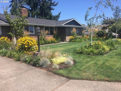 Eugene Single Family Home For Sale: 197 Knight Ave