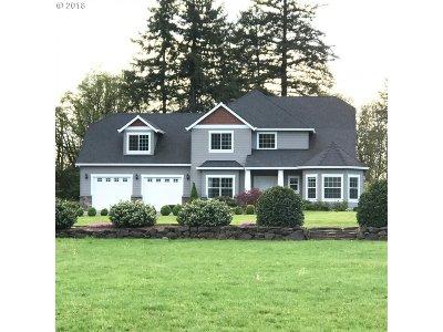 Mulino Single Family Home For Sale: 14173 S Trinity Ln