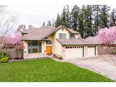 Eugene Single Family Home For Sale: 51 Larksmead Ln