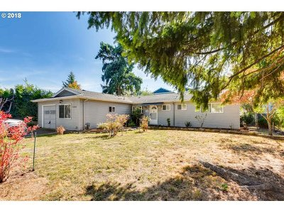 Beaverton Single Family Home For Sale: 13980 SW Domino St