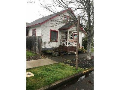 Eugene Single Family Home For Sale: 1510 Charnelton St