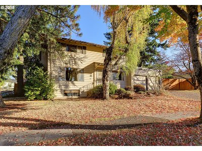 Single Family Home For Sale: 1750 SE 104th Ave