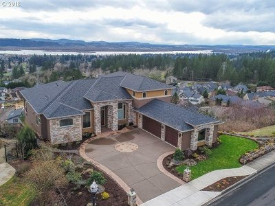 Washougal Single Family Home For Sale: 3544 Cedar Ct