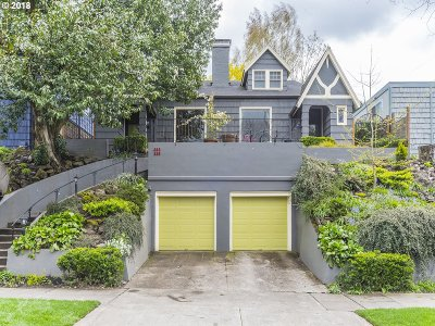 Portland Multi Family Home For Sale: 332 SE 29th Ave