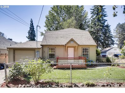 Forest Grove Single Family Home For Sale: 2334 26th Ave