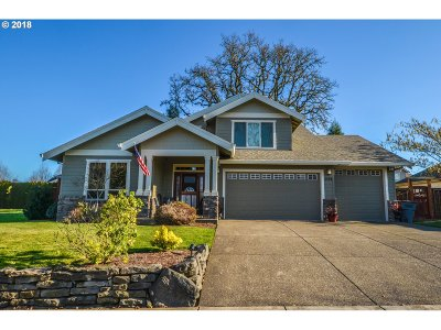Newberg, Dundee, Mcminnville, Lafayette Single Family Home For Sale: 2578 NW Merlot Dr