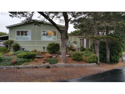 Florence Single Family Home For Sale: 1601 Rhododendron Dr #576