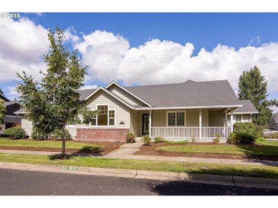 Eugene Single Family Home For Sale: 4615 Honeycomb Dr