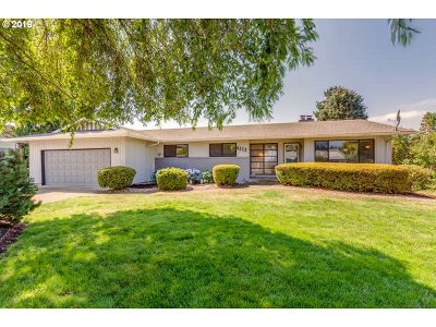 Washougal Single Family Home For Sale: 4312 Gifford Pl