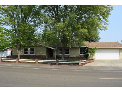 Winston Single Family Home Bumpable Buyer: 253 NW Glenhart Ave