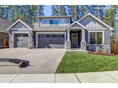 Wilsonville Single Family Home For Sale: 7602 SW Honor Loop