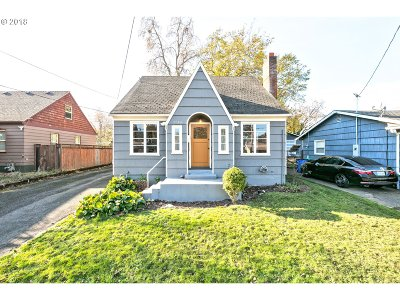 Single Family Home For Sale: 9510 N Smith St