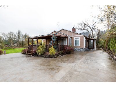 Oregon City Single Family Home For Sale: 18360 S Fischers Mill Rd