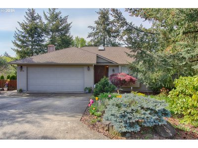 Salem Single Family Home Sold: 3772 NW Echo Dr