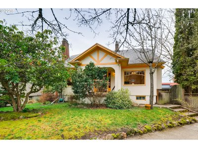 Single Family Home For Sale: 1817 SE Mulberry Ave