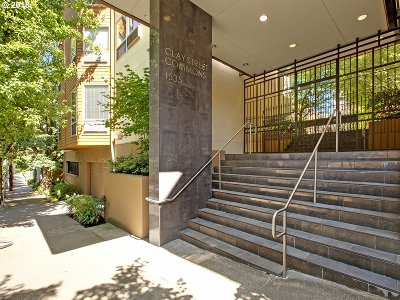 Portland Condo/Townhouse For Sale: 1535 SW Clay St #217