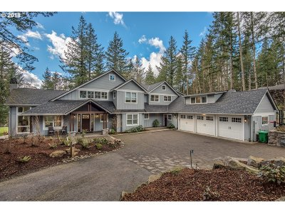 Single Family Home For Sale: 5492 NW Rubicon Ln