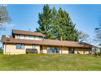 Salem Single Family Home For Sale: 3935 NW Oak Knoll Rd