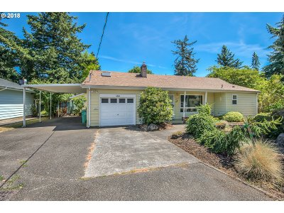 Portland Single Family Home For Sale: 1012 NE 109th Ave