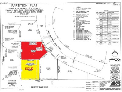 Lake Oswego Residential Lots & Land For Sale: 658 Iron Mountain Blvd #2