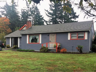 Portland Single Family Home For Sale: 20030 NE Glisan St