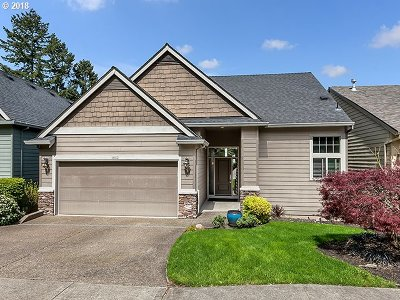Milwaukie Single Family Home For Sale: 16412 SE Merganser Ct