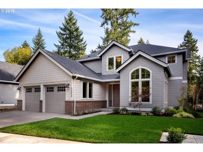 Lake Oswego, West Linn Single Family Home For Sale: 3528 Robin View Dr