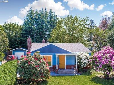 Single Family Home For Sale: 4820 NE Portland Hwy