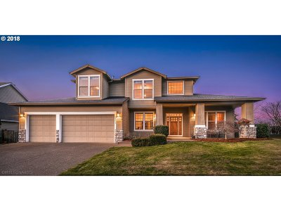Happy Valley, Clackamas Single Family Home For Sale: 13043 SE Evening Star Dr