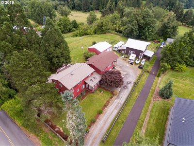 Oregon City, Beavercreek, Molalla, Mulino Single Family Home For Sale: 14454 S Graves Rd