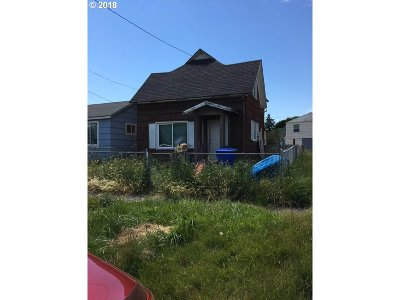 Cowlitz County Single Family Home For Sale: 703 S 5th Ave
