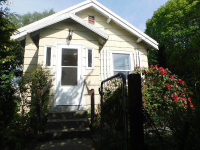 Coos Bay Single Family Home For Sale: 63721 Harriet Rd