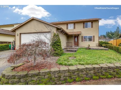Forest Grove Single Family Home For Sale: 435 Reuter Ln