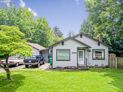 Gresham, Troutdale, Fairview Single Family Home For Sale: 2680 SE 1st St
