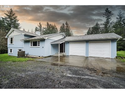 Cowlitz County Single Family Home For Sale: 420 White Rd