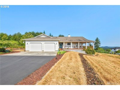 Cowlitz County Single Family Home For Sale: 181 White Pine Rd