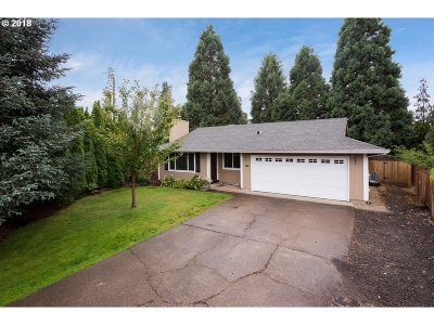 Tualatin Single Family Home For Sale: 9438 SW Nez Perce Ct