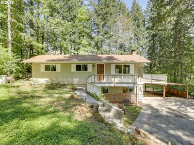 Oregon City Single Family Home For Sale: 20151 S Henrici Rd