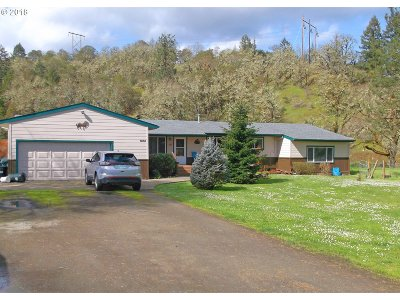 Oakland Single Family Home For Sale: 1958 State Highway 138