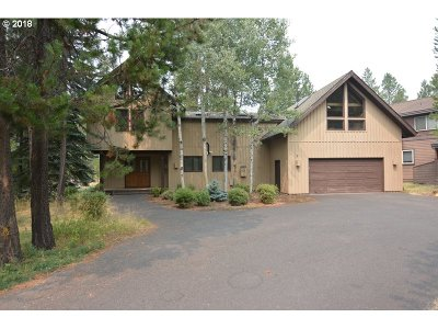 Sunriver Single Family Home For Sale: 17606 Goldfinch Ln #3