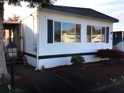 Eugene OR Single Family Home For Sale: $35,000