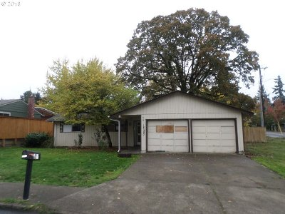 Beaverton, Aloha Single Family Home For Sale: 18490 SW Broad Oak Blvd