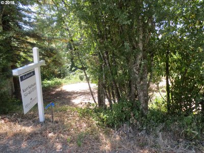 Eugene Residential Lots & Land For Sale: Laurelwood Ln