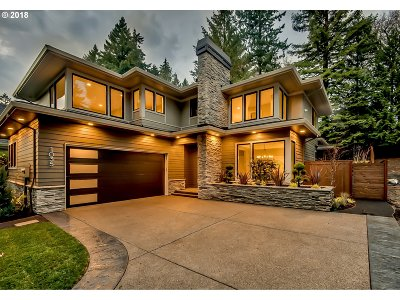 Lake Oswego OR Single Family Home For Sale: $1,399,900