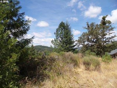 Canyonville Residential Lots & Land For Sale: 340 Kramer Dr