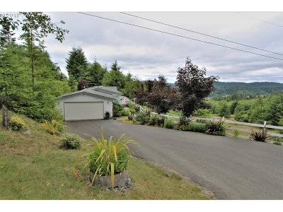 Coquille OR Single Family Home For Sale: $212,500